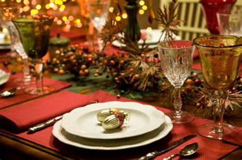 Set your dining table for the holidays raftertales home