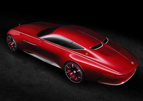 maybach mercedes coupe vision mercedes maybach 6 is a six meter long electric