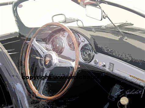 Porsche 356 Lenkrad by Porsche 356 Lenkrad Michalak Design 550 Softtop