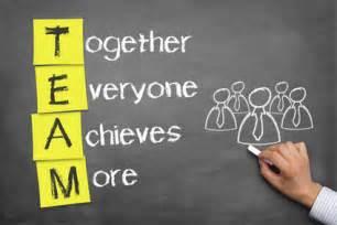 The value of team work stream dental