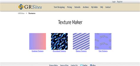 pattern texture maker 12 online tools to generate seamless background patterns