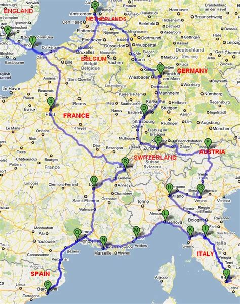 map of italy and germany map of germany austria and switzerland images