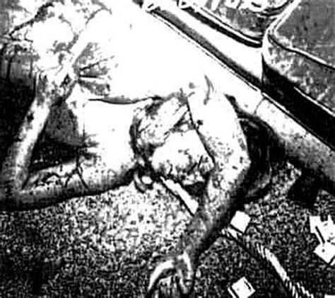 Sharon tate murder scene photos