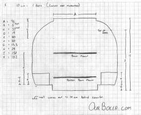 measurements for boler sc shell my boler posts