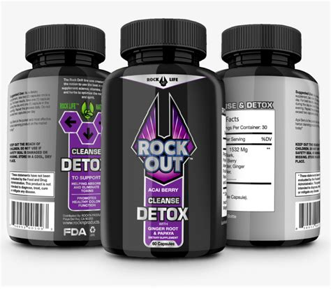 All Out Detox Shop by Rock Out Detox And Cleanse Formula