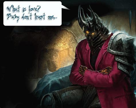 Bolvar Fordragon Meme - world of warcraft legion gif find share on giphy