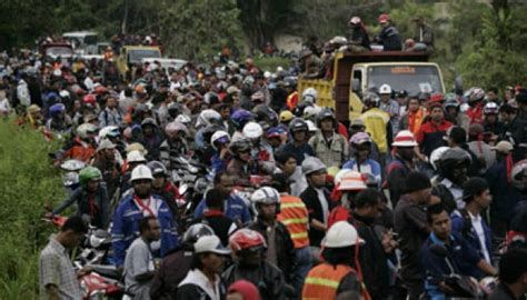 Indonesia Only One only one third of freeport workers are papuans economy