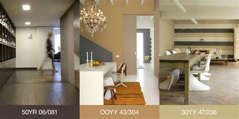 Modern Home Interior Color Schemes by Dulux Neutrals