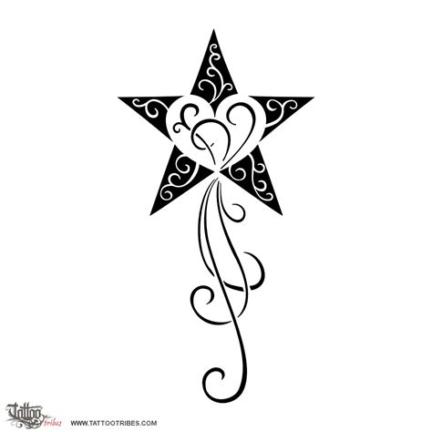 shooting star tattoo designs of shooting custom