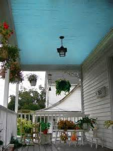 ceil blue color haint blue a traditional paint color with a haunted