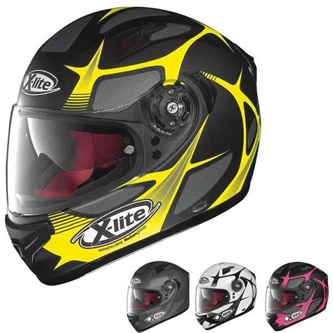 X Lite Helmets by Click To Zoom