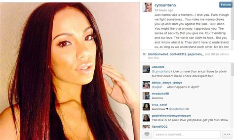 cyn santana new hair colors for 2014 the gallery for gt cyn santana instagram