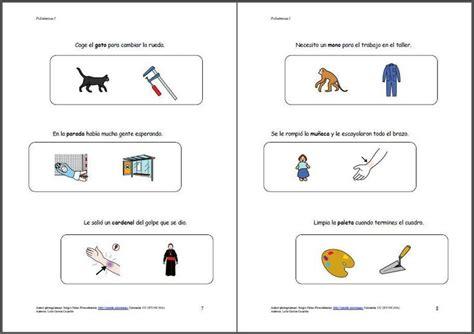 imagenes de palabras homografas materiales polis 233 micas comprensi 243 n oral y escrita