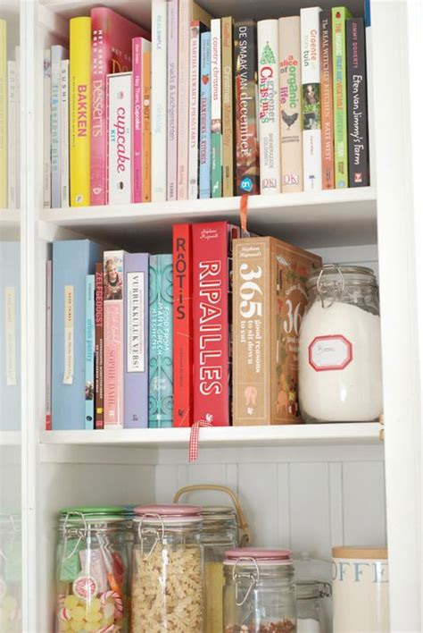 1000 ideas about cookbook shelf on cookbook