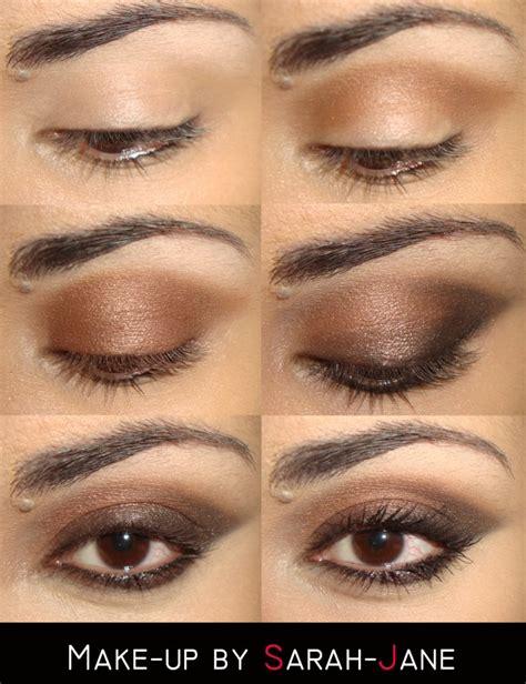 eyeshadow tutorial bronze bronze eye makeup for brown eyes mugeek vidalondon