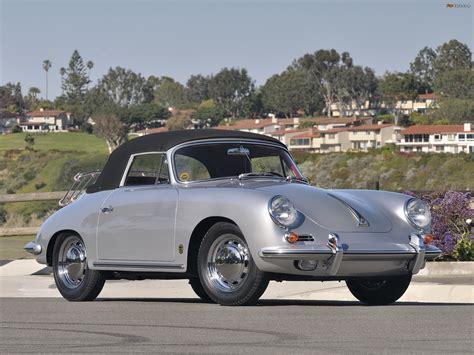 Porsche 356 Sc Cabrio by Porsche 356 Sc Cabriolet Early Production Prototype 1963