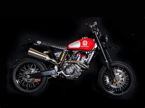 Husqvarna Motorrad Scrambler by Deusky 510 Husqvarna Scrambler Deus Italy Deus Ex