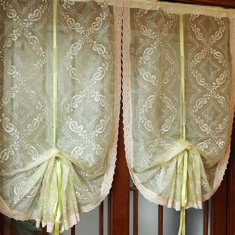european lace curtains aliexpress com buy fashion balloon curtain european