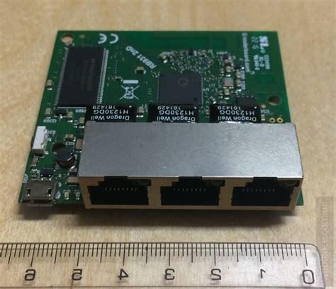 Mikrotik Rb931 2nd экспресс обзор rb931 2nd как map lite только с двумя дополнительными портами
