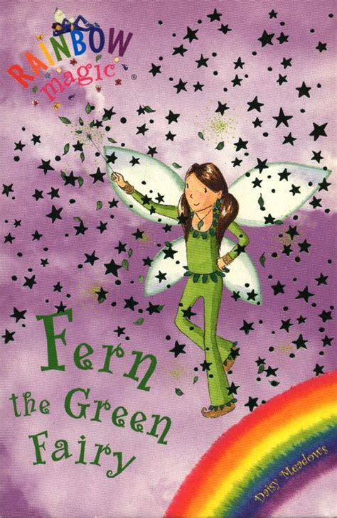 and the rainbow who stayed books fern the green rainbow magic wiki