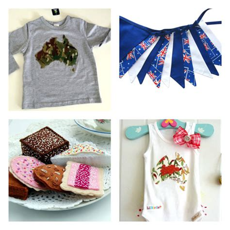 Handmade Gifts Australia - review the shirt for australia day handmade
