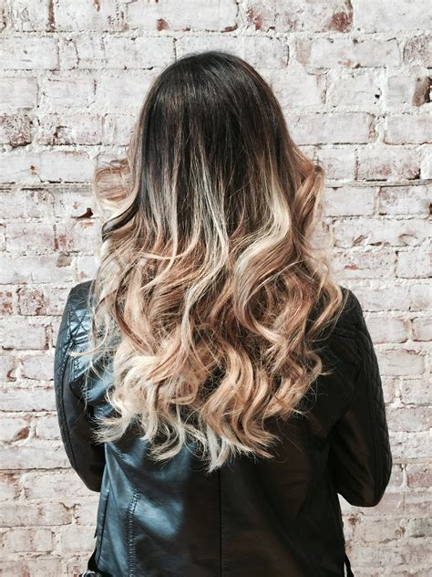 hair salons that do ombres nj the difference between ombre and balayage style lounge salon