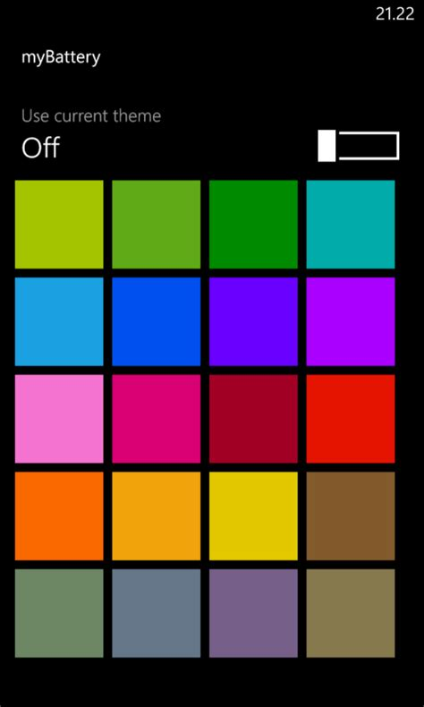 colour themes html developer s blog windows phone 8 theme colors hex rgb