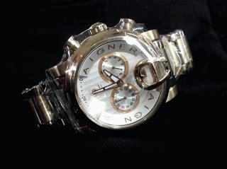 Aigner Chrono Aktif Kw jual jam tangan di bali