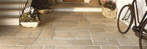 pavimento in pietra pavimento in ricomposto tipo vecchia chianca burattata