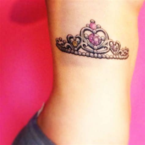 25 unique tiara tattoo ideas on pinterest princess