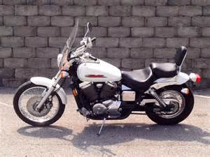 white honda shadow for sale find or sell motorcycles