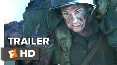 Hacksaw Ridge Free Full Movie hacksaw ridge official trailer 1 2016 andrew garfield