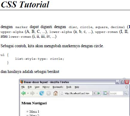 Css Tutorial For Experienced Programmers | kumpulan e book pemrograman sql basis data dan materi