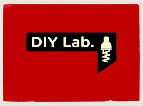 diy logo diy lab logo designer london