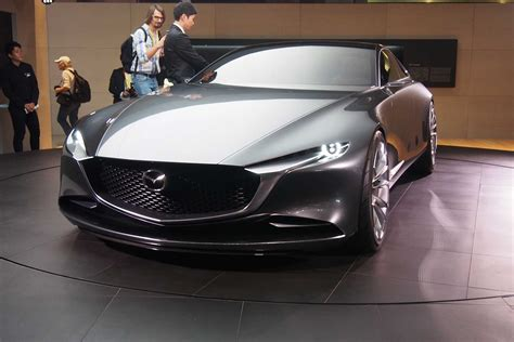 mazda coupe mazda vision coupe concept looks like on wheels