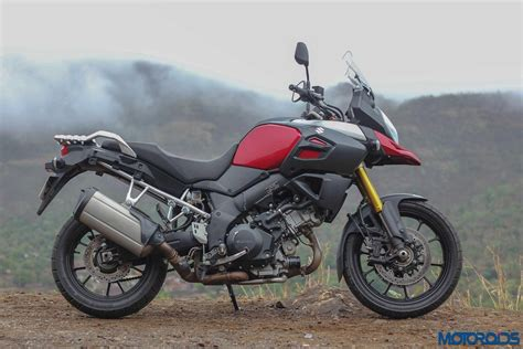 Suzuki V Strom 1000 Reviews 2015 Suzuki V Strom 1000 India Review Dexterous Enamour