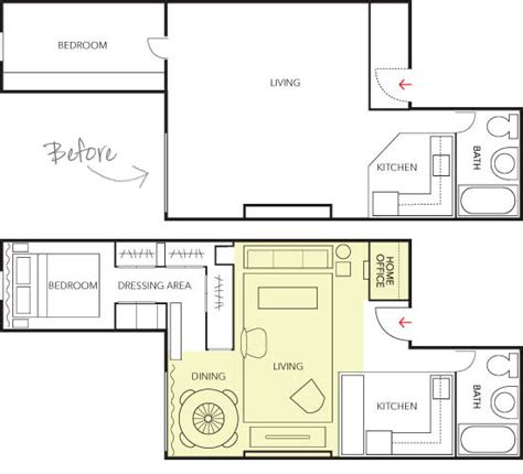 how big is a 500 square foot apartment thedesignerpad thedesignerpad living in 500 sq feet