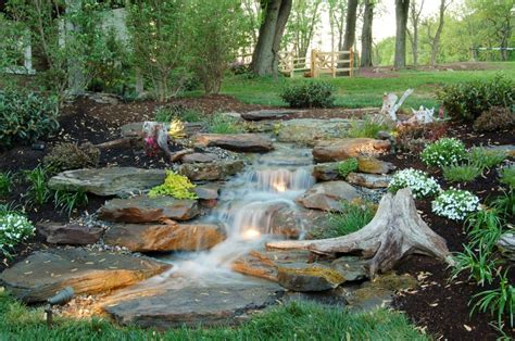 waterfall pond pictures