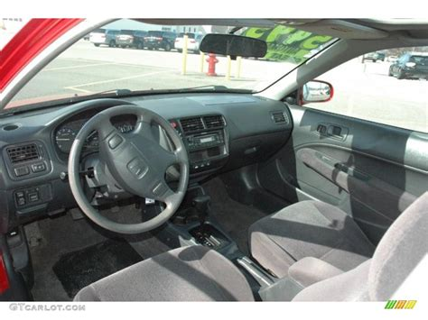 1999 Honda Civic Ex Interior 1999 honda civic ex coupe interior photo 47382650 gtcarlot