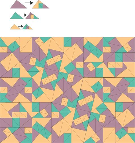 from pattern formation to material computation pin by roger bagula on tilings and geometrical creations