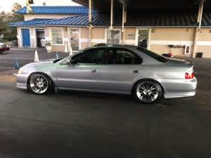 for sale 2002 acura tl type s fully loaded car sitting