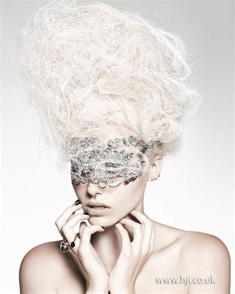 cool avant garde short blonde hairstyles 44 best avant garde images on pinterest fantasy