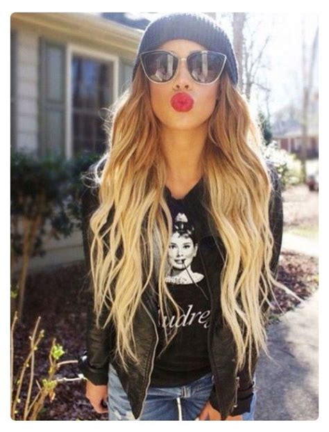 Promo Hair Clip Ombre Curly Hair Clip Promo best 25 ombre blond ideas on sombre best