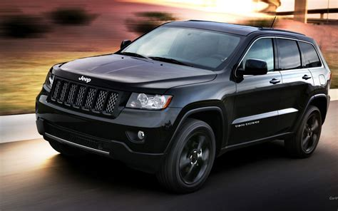 badass jeep grand cherokee grand cherokee jeep black cars concept art wallpaper