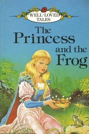 Princess And The Frog By Vera Southgate The Princess Frog Book