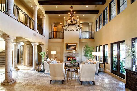 Custom Home Interior Design Engaging Home Tuscan Design Interior Taking Royal Bedroom