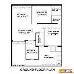 40 Square Feet by House Plan For 30 Feet By 35 Feet Plot Plot Size 117