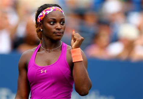 Stephens Also Search For Sloane Stephens Talks About Serena Williams The Pressure To Win And Of Shopping