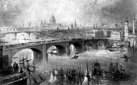 thames river during the industrial revolution london history and photographs