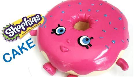 Shopkins Dlish Donut shopkins d lish donut cake how to make from creative
